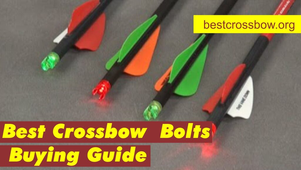 Best Crossbow bolts 2021 Buying Guide