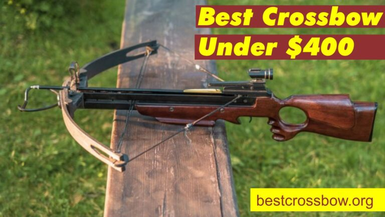 best crossbow under $400