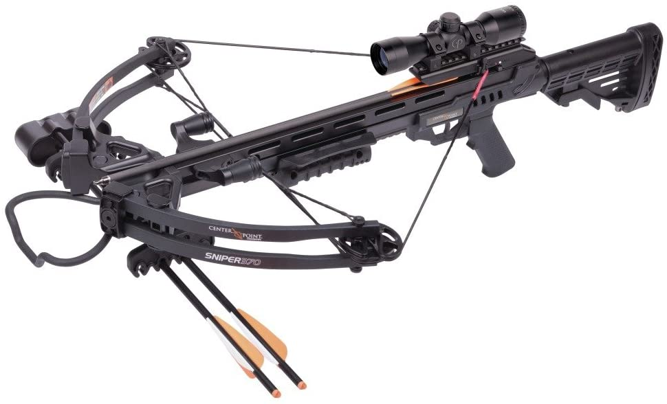 Center Point Sniper 370 Crossbow Package
