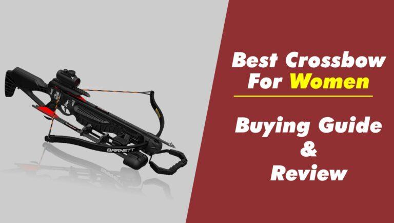 Best crossbow for women