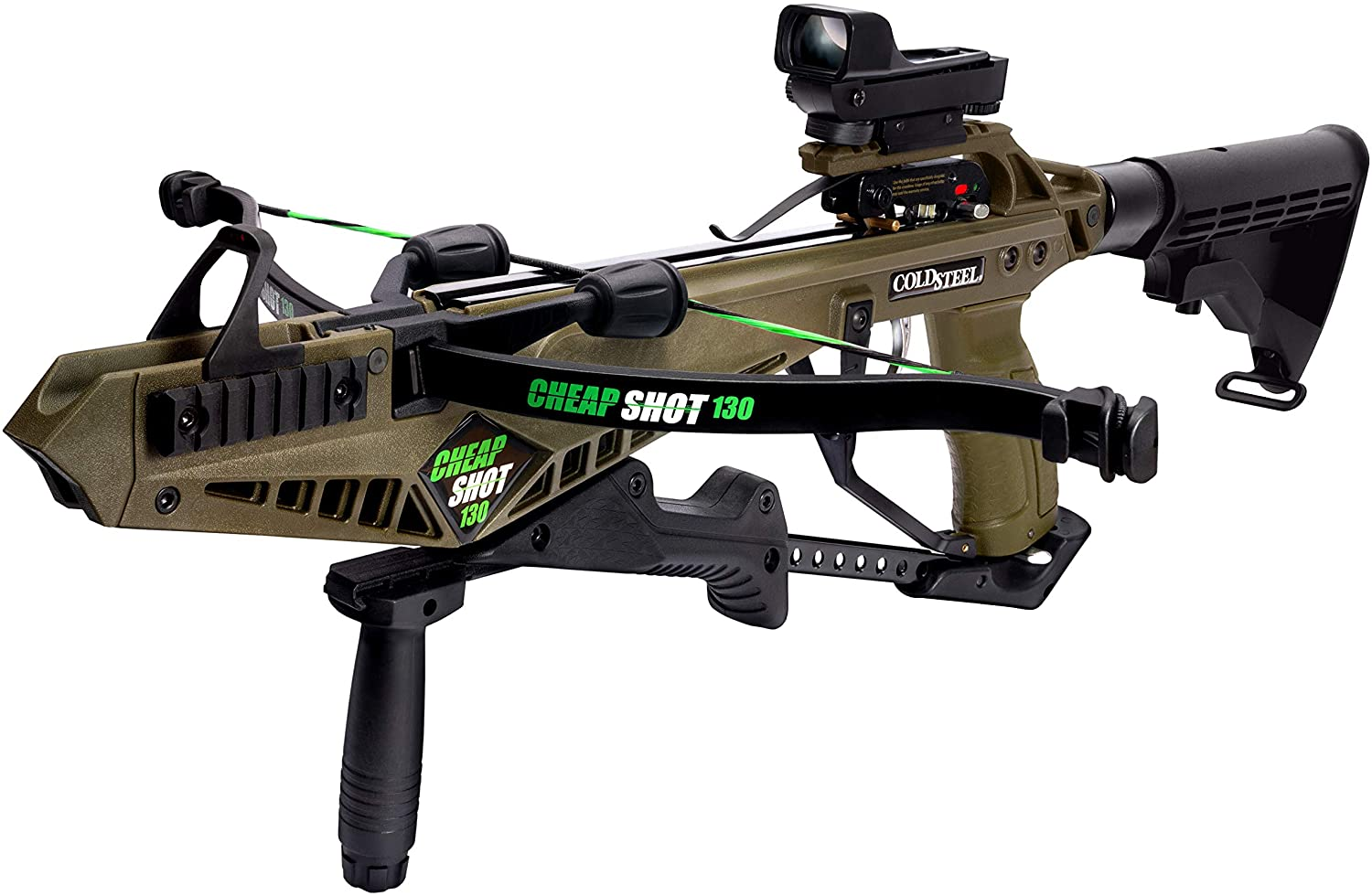 Cold Steel Shot Crossbow